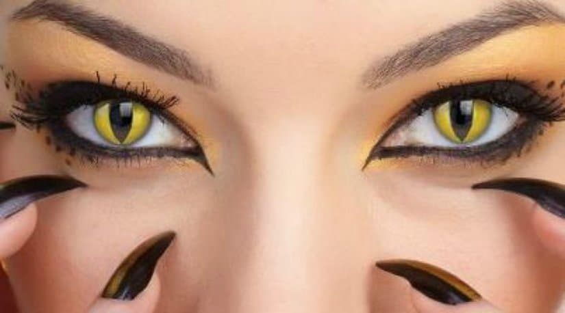 10 insanely weird contact lenses