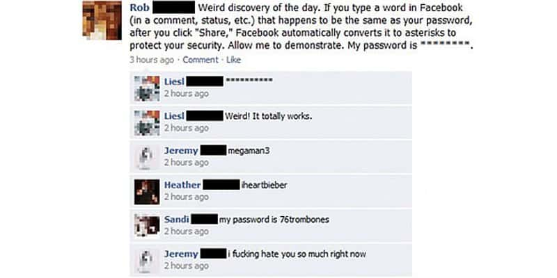 Best Prank Ever We Didnt Know So Many People Would Get Fooled For This Hilarious Way To Get Peoples Passwords And To See How Gullable They Are