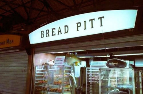 10 Of The Punniest Store Names Ever
