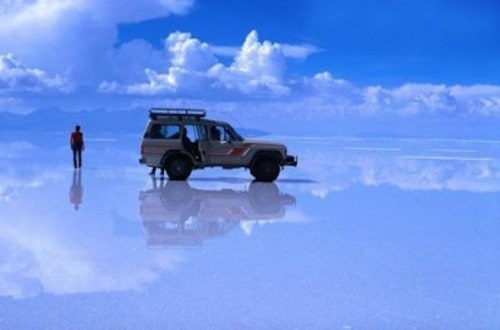 10 Real Places That Look Imaginary