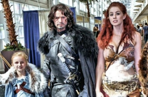 10 Awesome Families That Rocked Cosplay