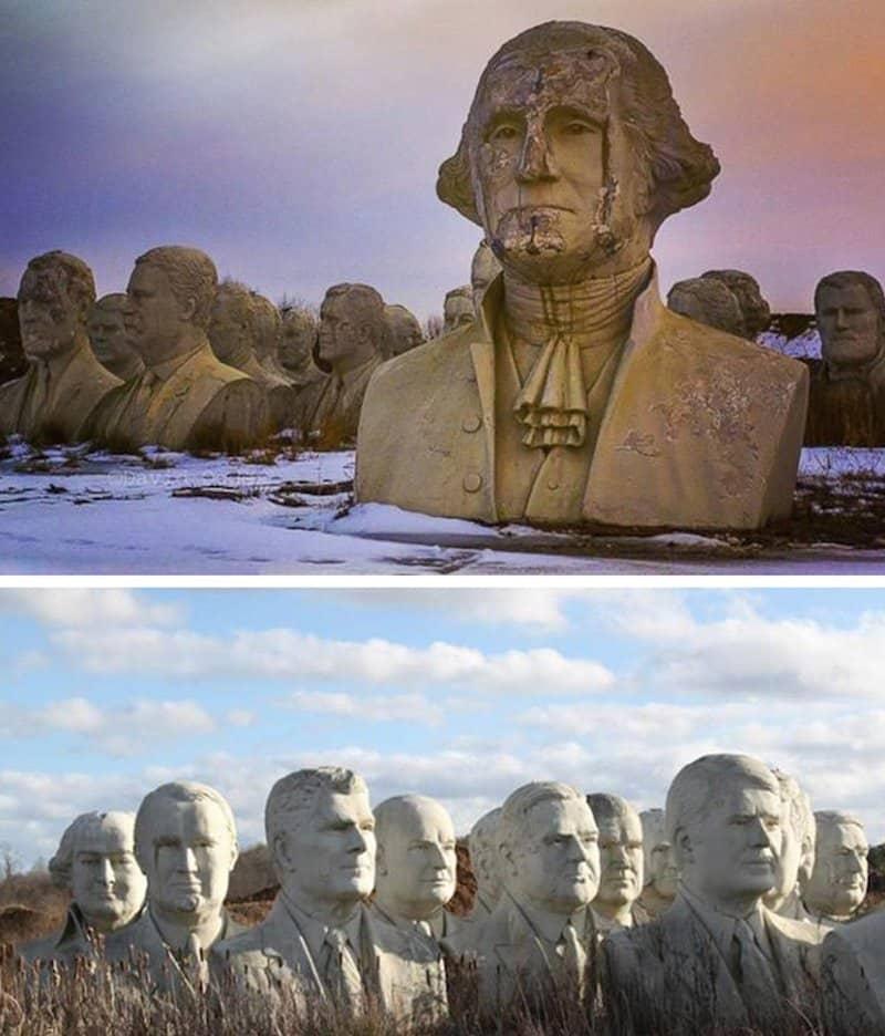 10 Creepy Abandoned Theme Parks Around The World