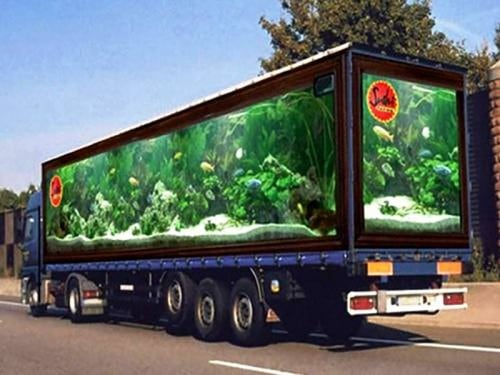 10 Of The Coolest Truck Advertisements Made