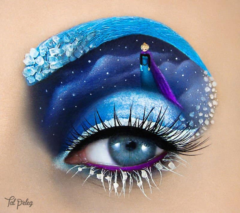 10 Of The Most Amazing Eye Makeup Art Ever