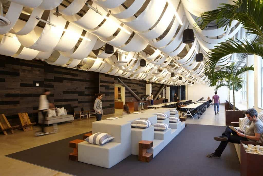 10 Of The Most Awesome Offices In The World