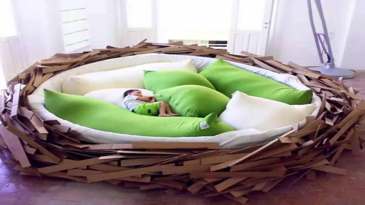 10 Of The Weirdest Beds You Ve Ever Seen