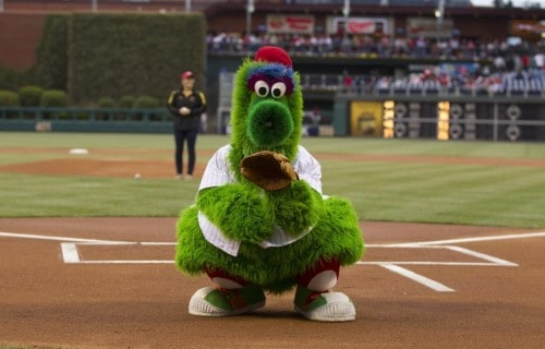 10 Of The Weirdest Mascots Of All Time