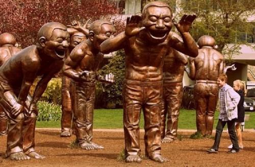 10 Of The Weirdest Statues Ever Made