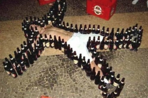 10 People Who Had A Bit Too Much To Drink