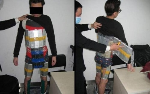 10 Ridiculous Smuggling Attempts That Went Horribly Wrong