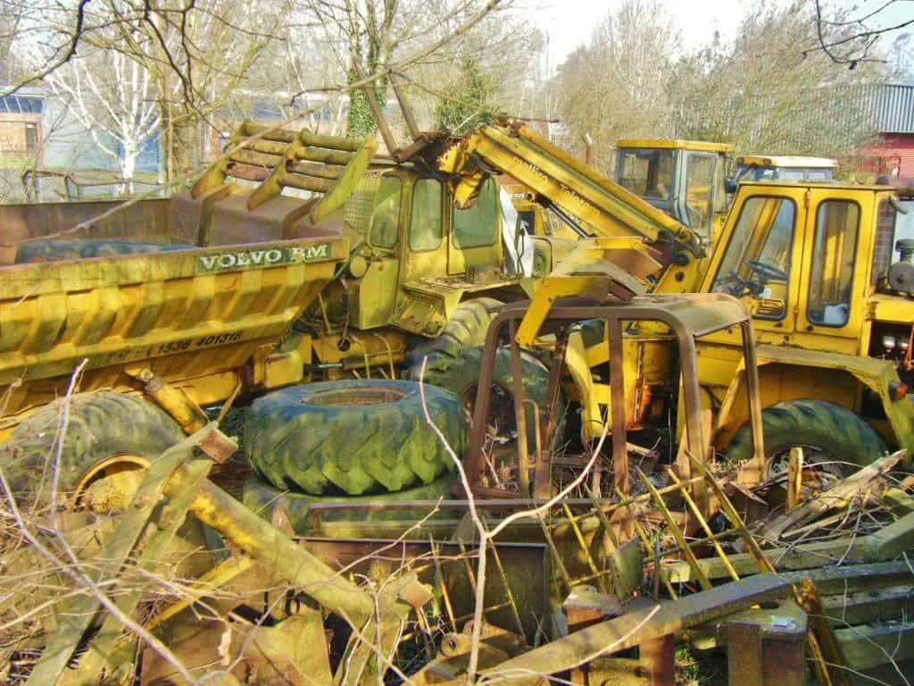10 Vehicle Graveyards That Will Blow Your Mind