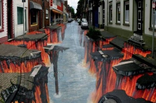 10 Amazing And Complex Pieces Of Urban Art