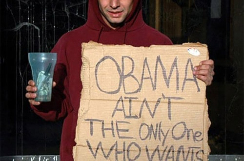10 Awesome Homeless People With A Sense Of Humor