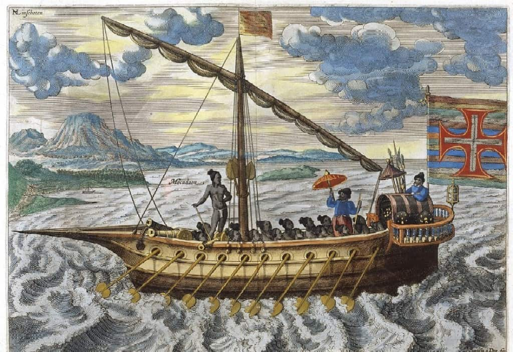 10 Fearsome Ships from the Golden Age of Pirates - Toptenz net