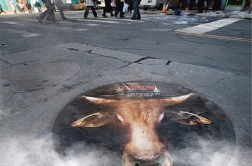 10 Funny And Creative Manhole Covers