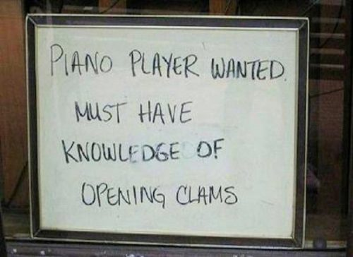 10 Hilarious And Quirky Job Offer Signs