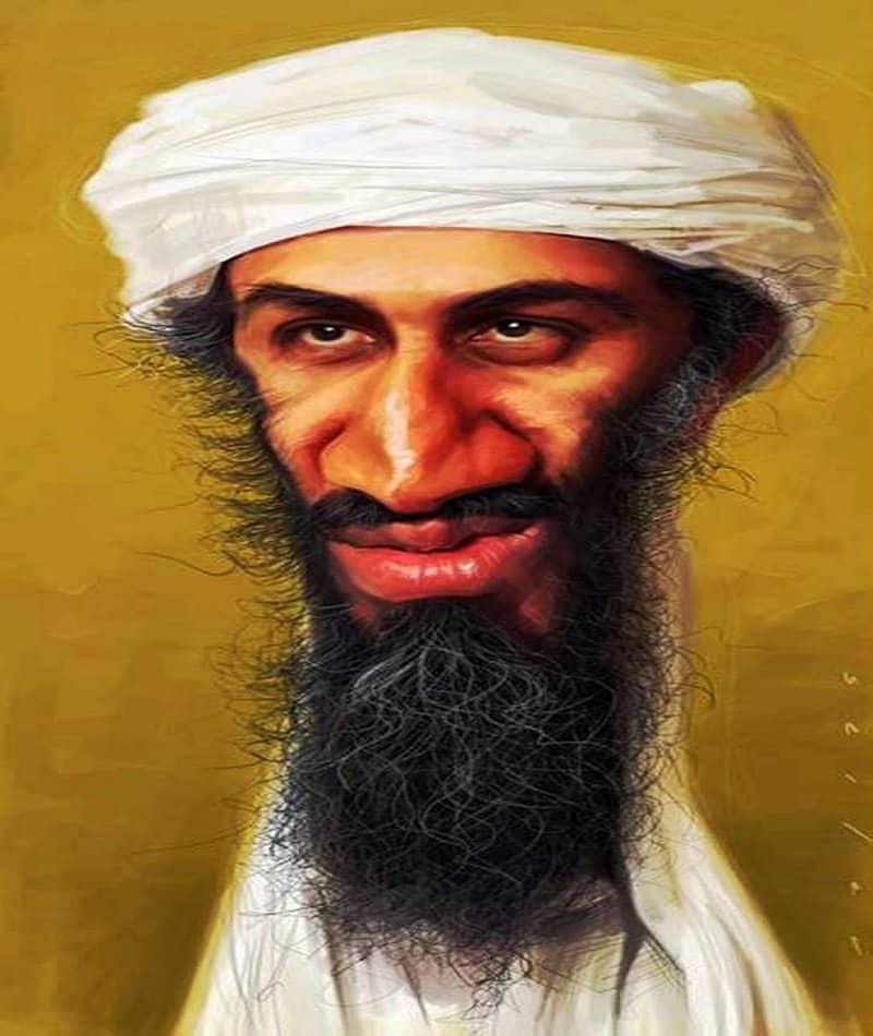 Usāma ibn Muhammad ibn Awad ibn Lādin allgemein bekannt als Osama bin Laden arabisch أسامة بن لادن vermutlich zwischen März 1957 und Februar 1958