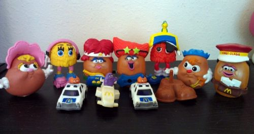 10 McDonald's Toys That Are Now Worth Serious Money