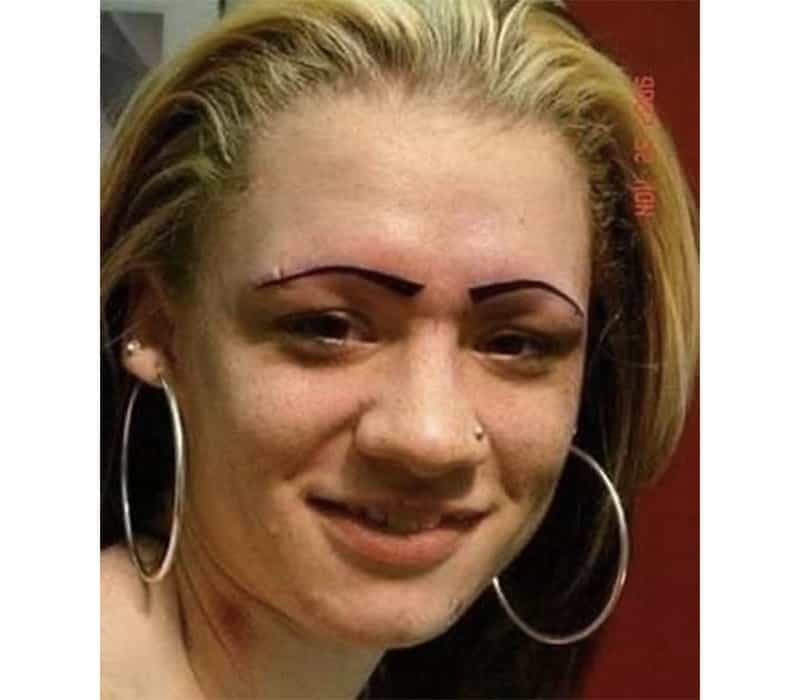 10 Of The Funniest Eyebrow Fails You Ll Ever See