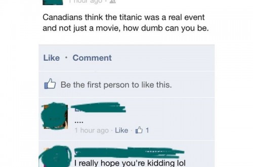 10 Of The Funniest Facebook Posts You'll Ever See