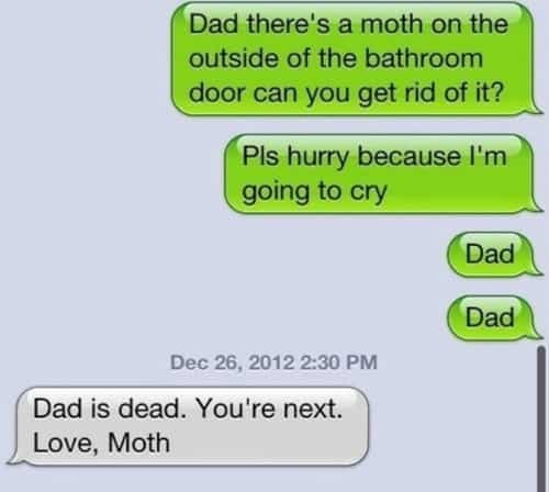 10 Of The Most Hilarious Texts People Actually Received