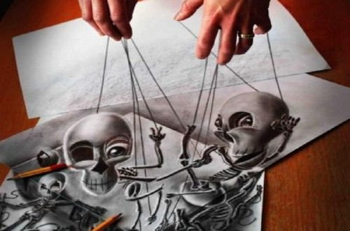 10 Stunning And Creative 3D Drawings