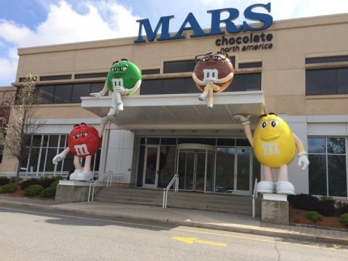 10 Things You Didn't Know About M&Ms