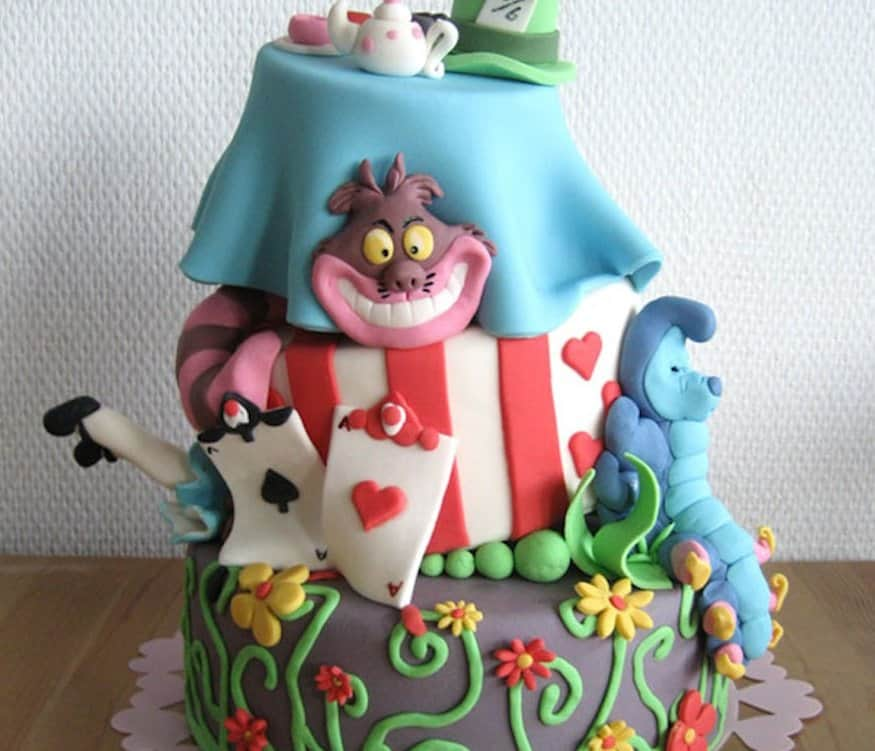 Amazing Cakes: 10 Amazing Cakes That You Wouldn't Want To Eat