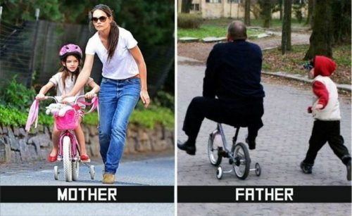 10 Funny Differences Between Moms And Dads