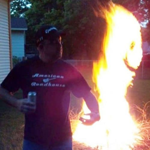 The 10 Most Epically Timed Photos Ever