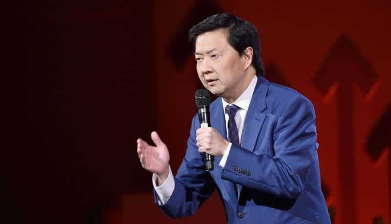 Actor & Comedian Ken Jeong Stops Show To Save Woman Having A Seizure