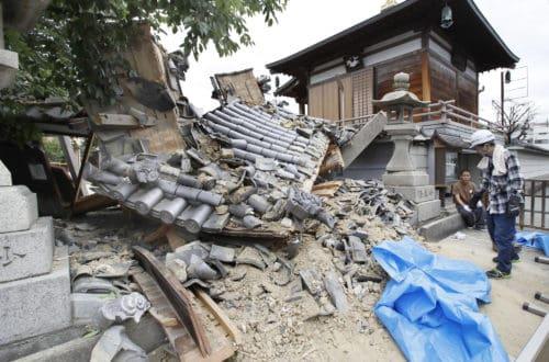 Japan: 3 Dead & 200 Injured After 6.1 Magnitude Earthquake Shook Osaka