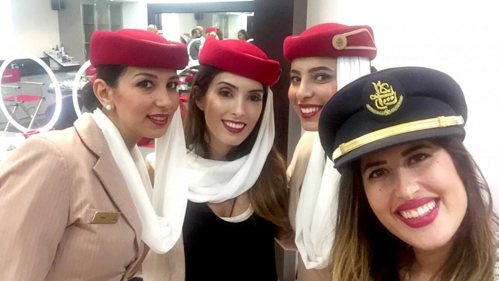 emirates are recruiting in australia and have very