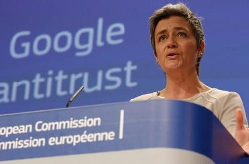 European Commission Fines Google $5 Billion