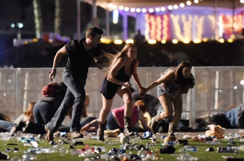 MGM Sues Victims Of Las Vegas Shooting To Avoid Liability